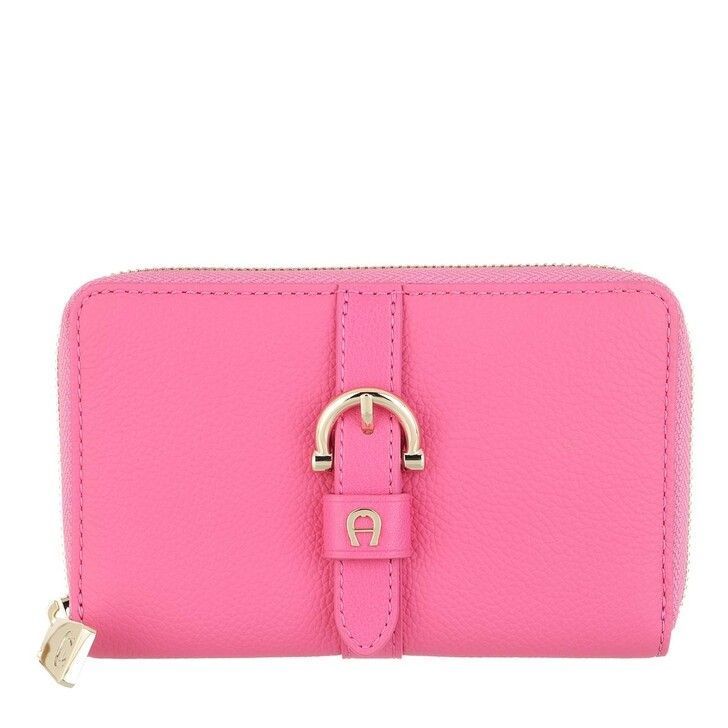 Geldbörse, AIGNER, Adria Wallet Blossom Pink