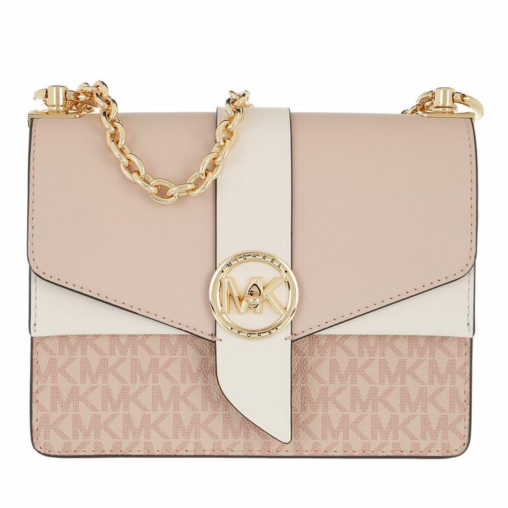 Handtasche, MICHAEL Michael Kors, Greenwich Crossbody Handbag   Ballet Multi