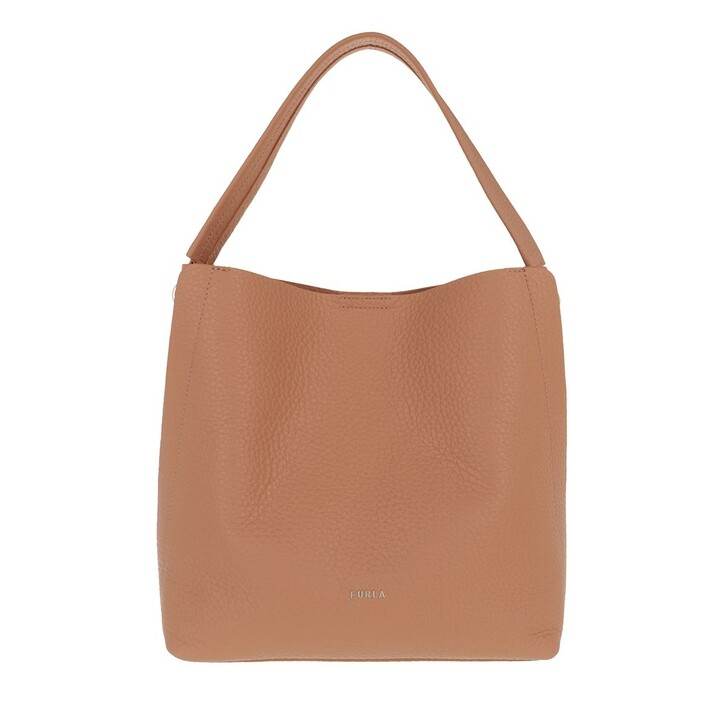 Handtasche, Furla, Furla Grace M Hobo Miele