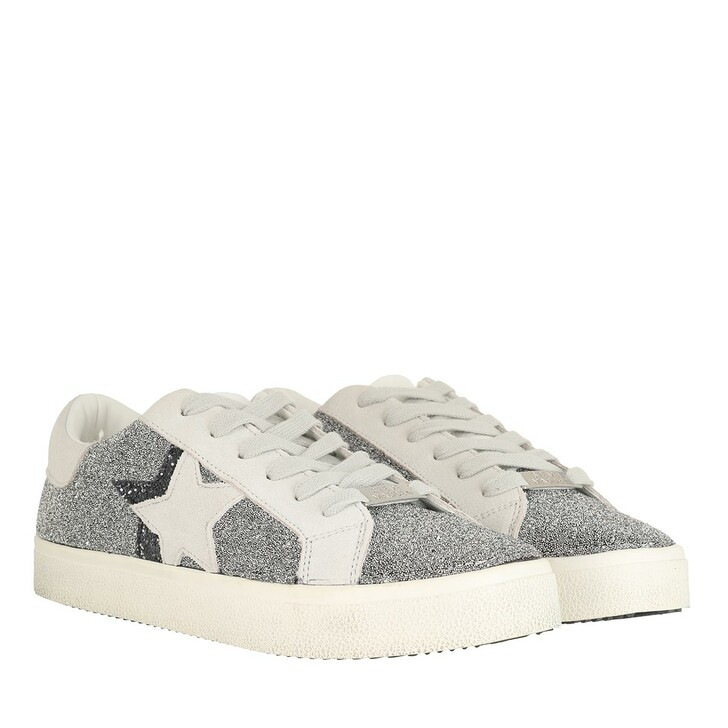 Schuh, Steve Madden, Philip-C Sneaker Rhinestone Silver Multi