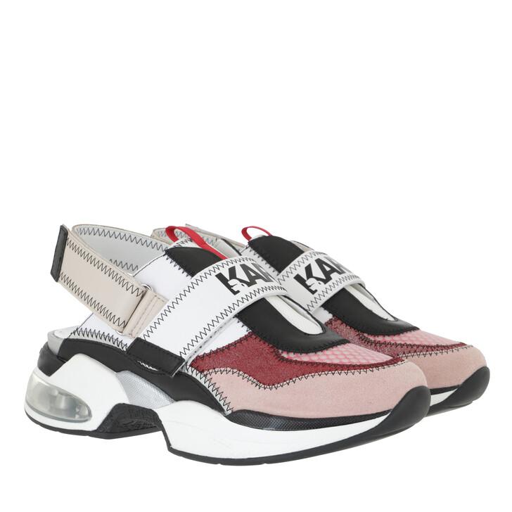 Schuh, Karl Lagerfeld, VENTURA Shuttle Stitch Mix Pink Mix