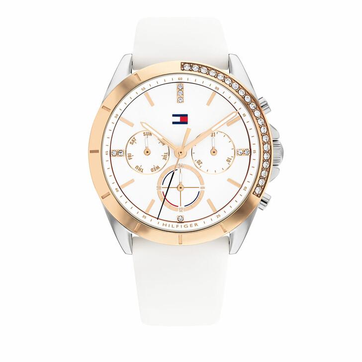 watches, Tommy Hilfiger, Watch Sport White
