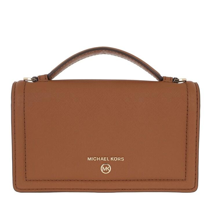 Handtasche, MICHAEL Michael Kors, Small Th Phone  Handbag  Leather Luggage