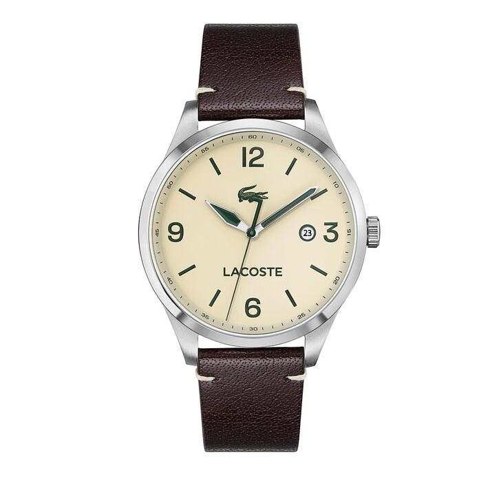 Uhr, Lacoste, Quarz watch Brown