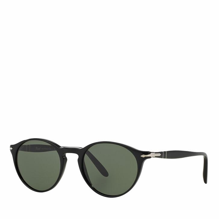 sunglasses, Persol, 0PO3092SM BLACK