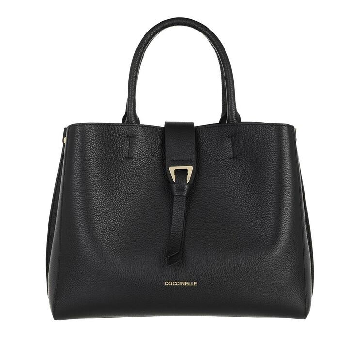 Handtasche, Coccinelle, Alba Tote Bag Noir