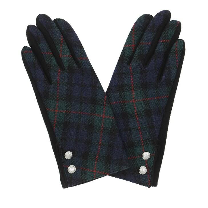 gloves, Lauren Ralph Lauren, Glove Wool Blackwatch