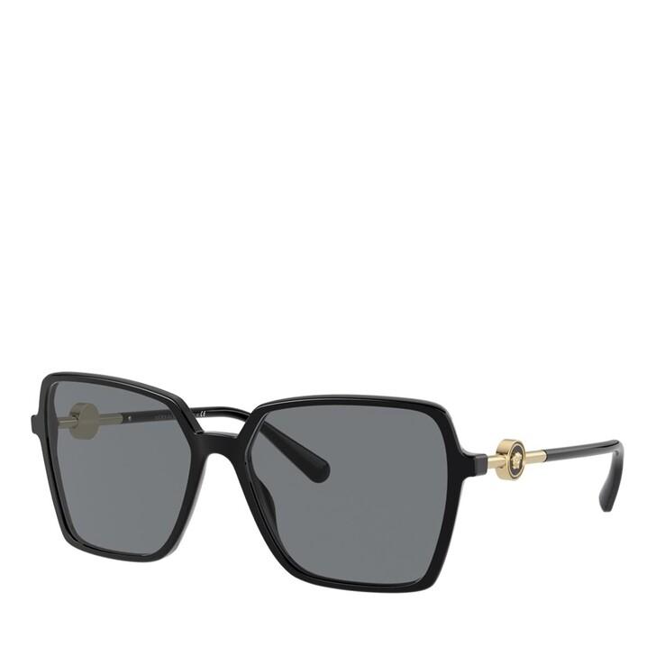 sunglasses, Versace, AZETAT WOMEN SONNE BLACK