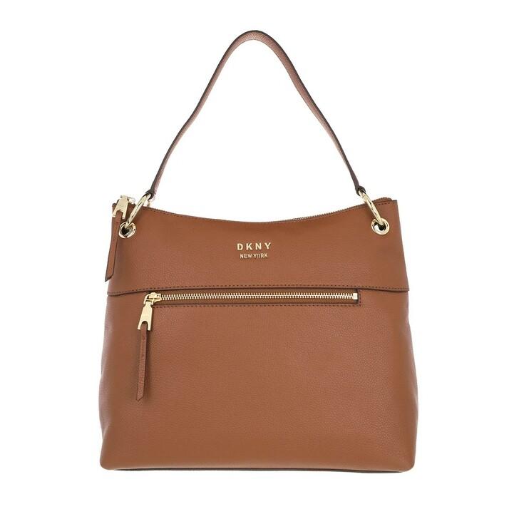 Handtasche, DKNY, Gregorio Hobo Caramel