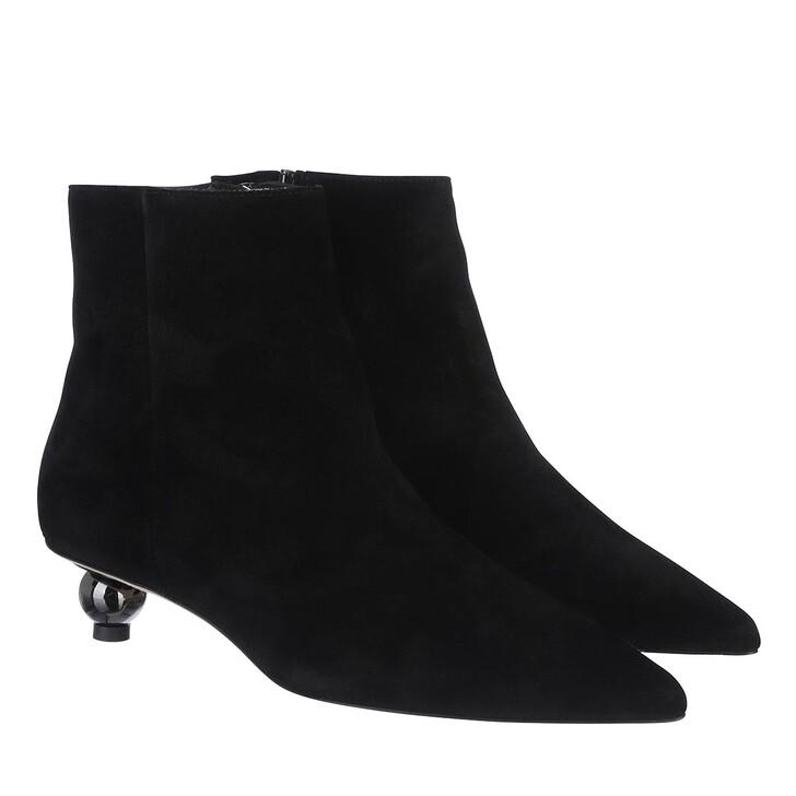 shoes, WEEKEND Max Mara, Marus Boots Black