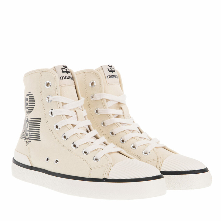 Schuh, Isabel Marant, Benkeen High Top Sneaker Chalk