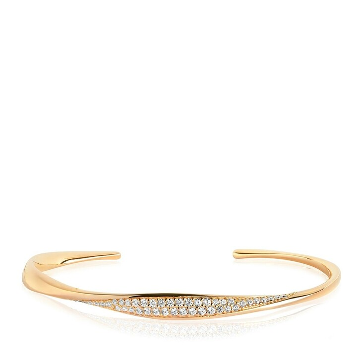 Armreif, Sif Jakobs Jewellery, Cetara Bangle Gold