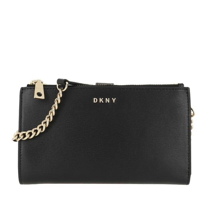bags, DKNY, Bryant Crossbody Bag Black/Gold