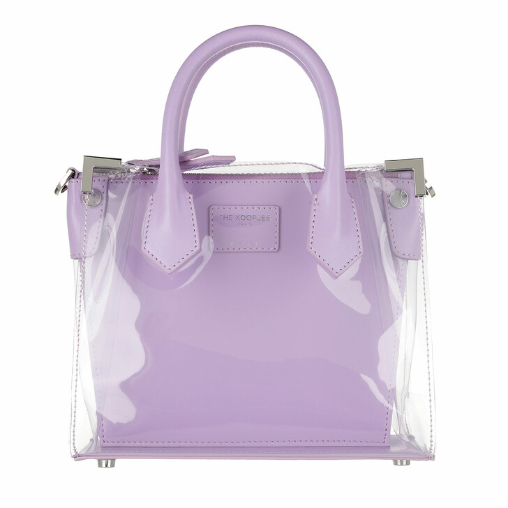 bags, The Kooples, Ming Plastic Lisse Lila
