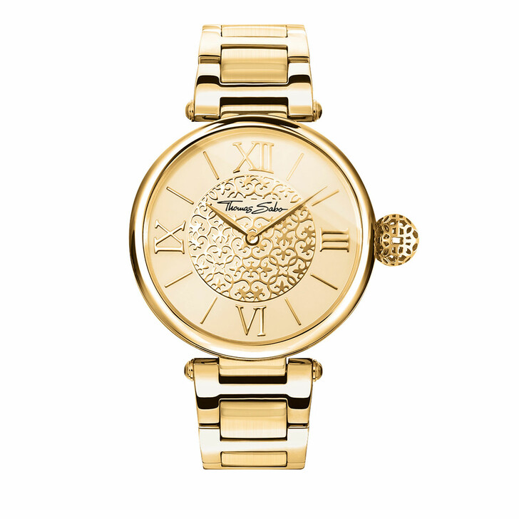 watches, Thomas Sabo, Women's Watch Yellow Gold-Coloured