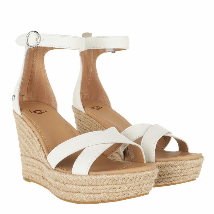 Schuh, UGG, Ezrah Sandal Leather Jasmine