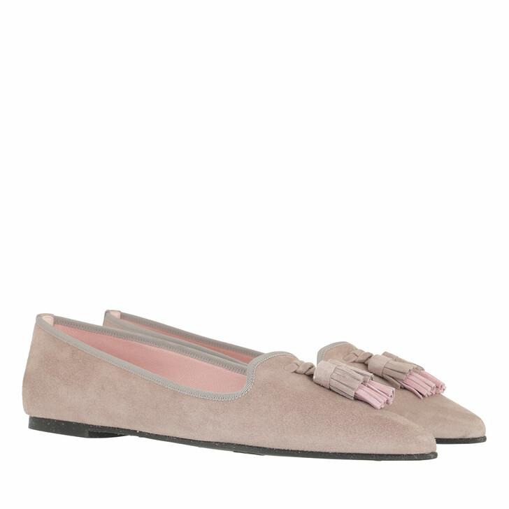shoes, Pretty Ballerinas, Ella Loafers Grey