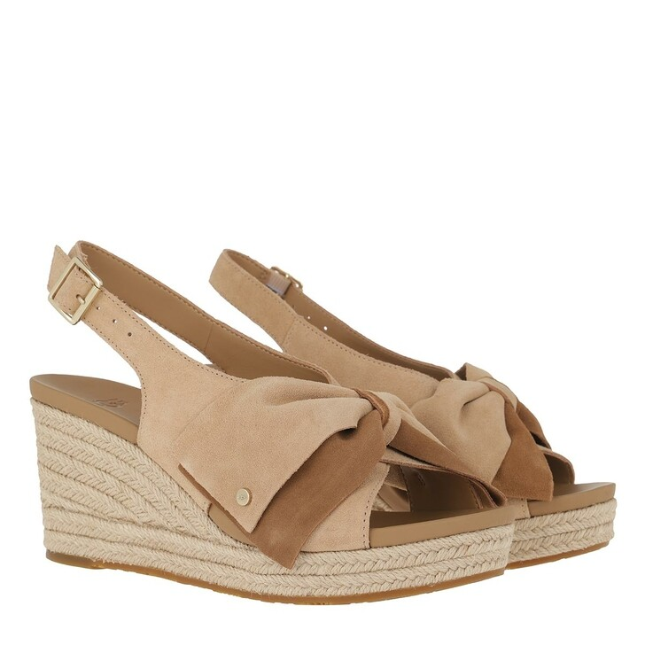 shoes, UGG, Ysidra Sandal Bronzer