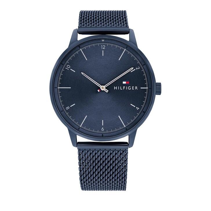 watches, Tommy Hilfiger, Quarz Watch Blue