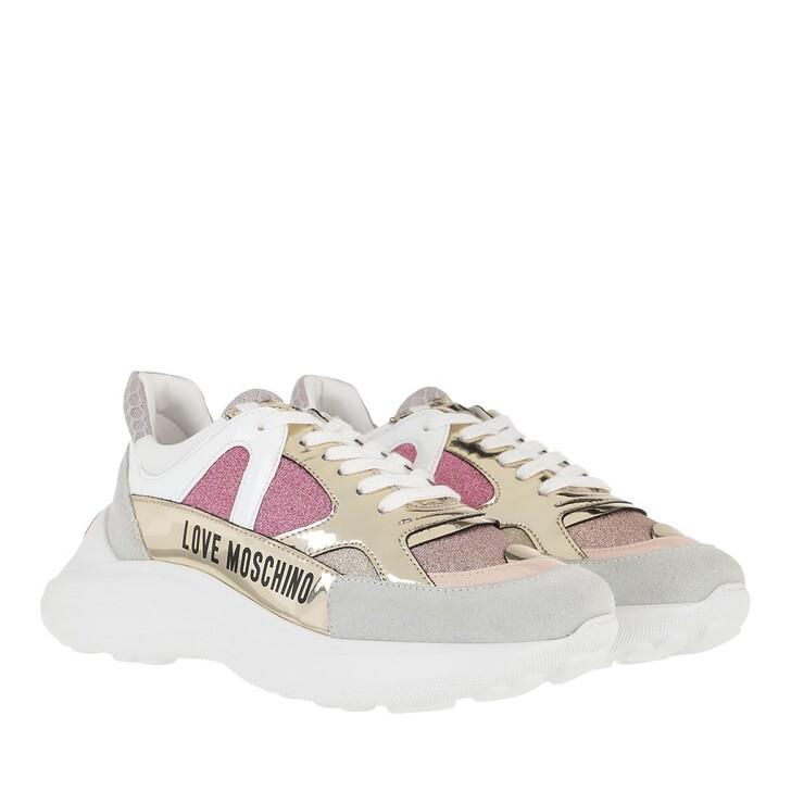 Schuh, Love Moschino, Sneakerd Running60  Glitter