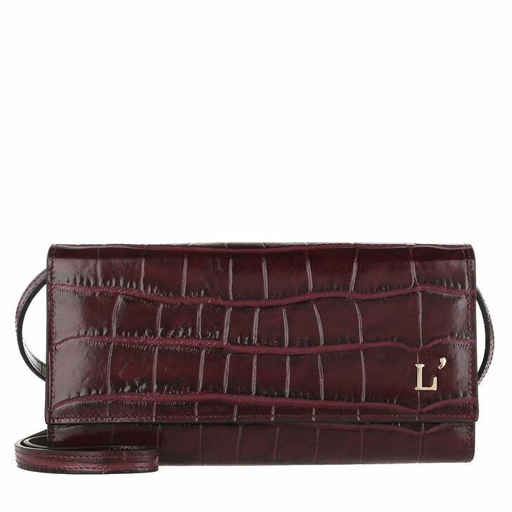 Geldbörse, L´Autre Chose, Continental Kokko Bag Bordeaux