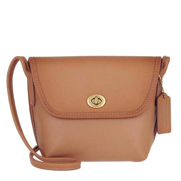 Handtasche, Coach, Crossbody Bag Pink Sand