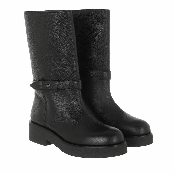 shoes, WEEKEND Max Mara, Patner Nero