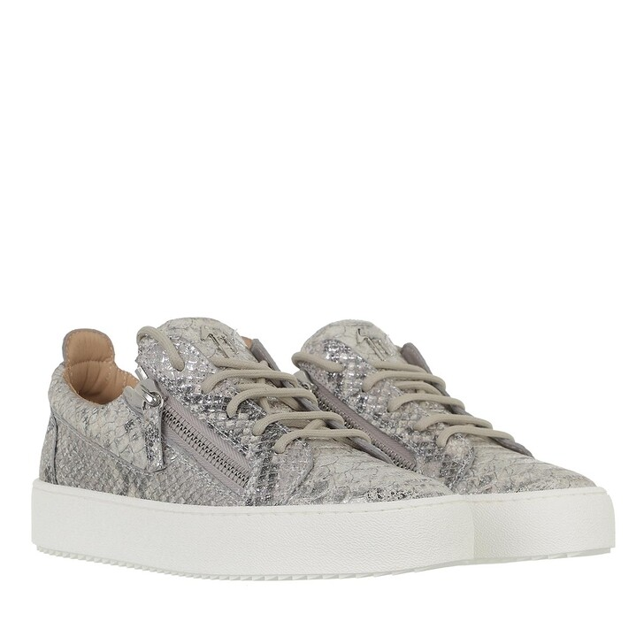 shoes, Giuseppe Zanotti, Sneaker Natural