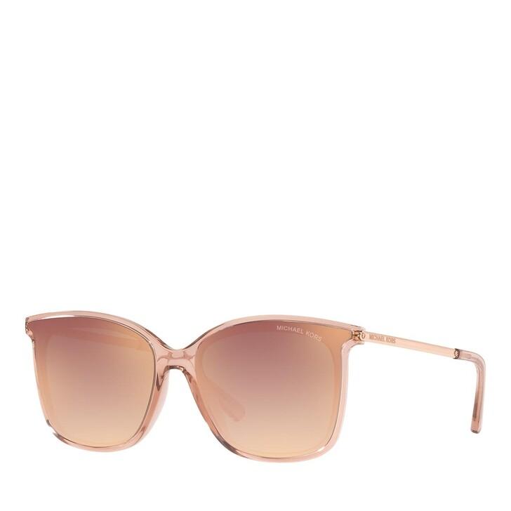sunglasses, Michael Kors, 0MK2079U PINK TRANSPARENT