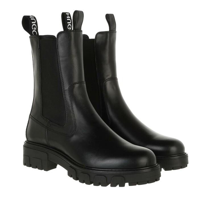 shoes, Hugo, Axel Chelsea Boot Black