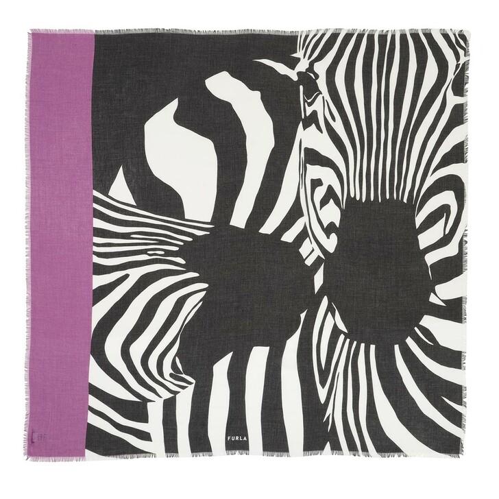 Schal, Furla, Alba Foulard 120 Flamingo Purple