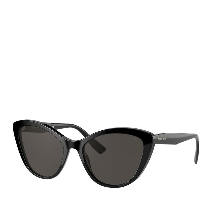 sunglasses, Miu Miu, AZETAT WOMEN SONNE BLACK