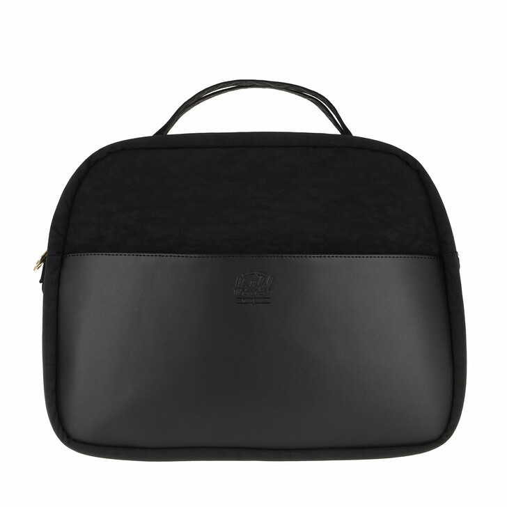 Reisetasche, Herschel, Orion Carryall Crossbody Black