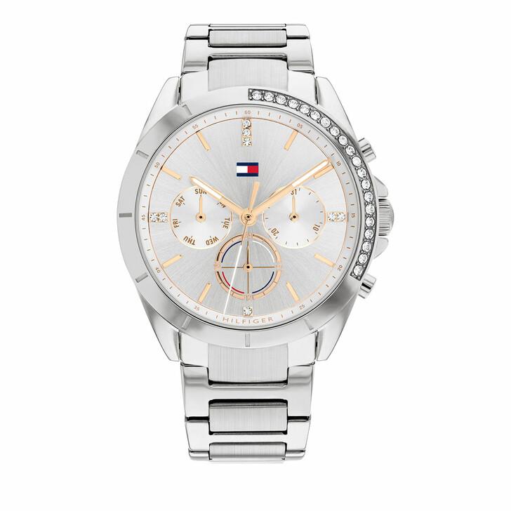 watches, Tommy Hilfiger, Watch Sport Silver