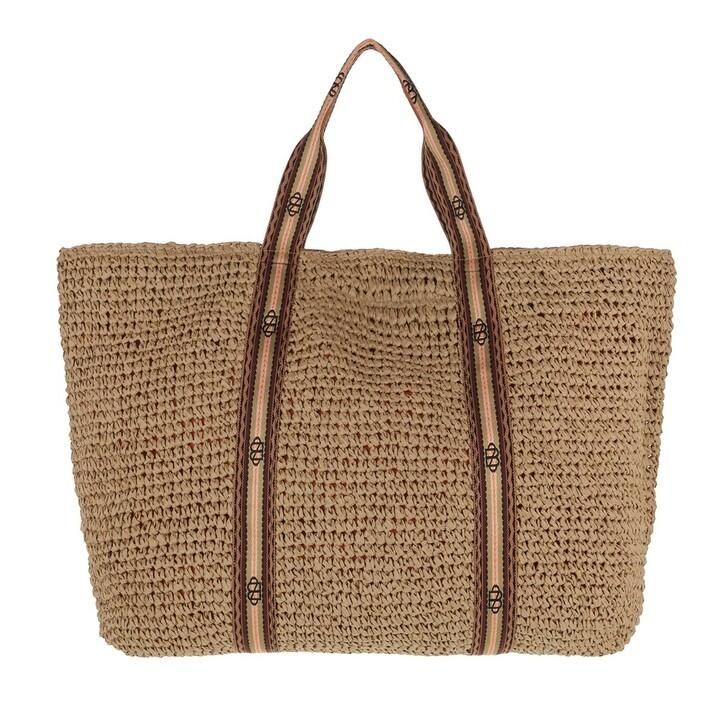 Handtasche, Becksöndergaard, Papel Berta Tote Bag Nature
