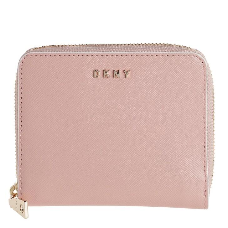 Geldbörse, DKNY, Bryant Small Zip Around Cashmere