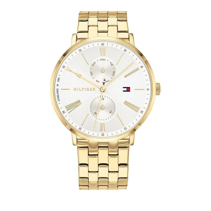 Uhr, Tommy Hilfiger, Wristwatch Gold