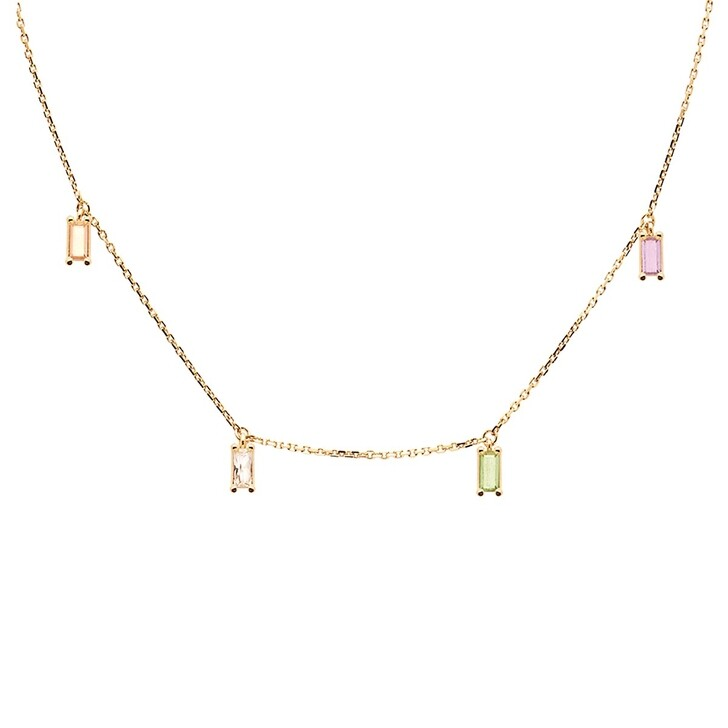 Kette, PDPAOLA, Elija Necklace Yellow Gold