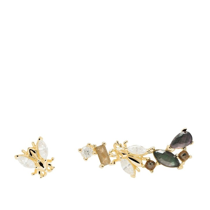 Ohrring, PDPAOLA, Earring REVERY Yellow Gold