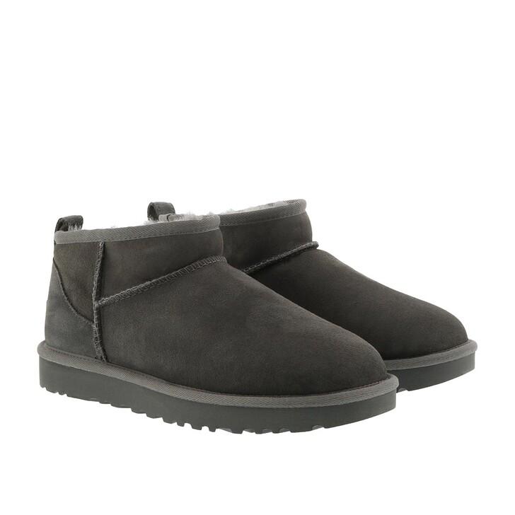 Schuh, UGG, Classic Ultra Mini Boot Grey