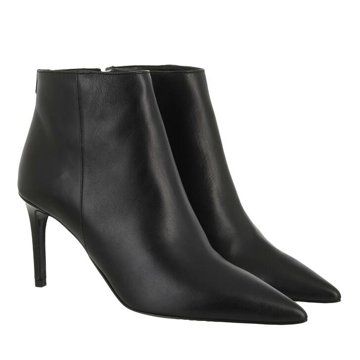 shoes, Patrizia Pepe, High-Heel Boots Nero