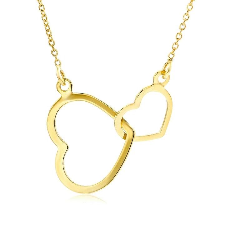 Kette, DIAMADA, 9KT Necklace Yellow Gold