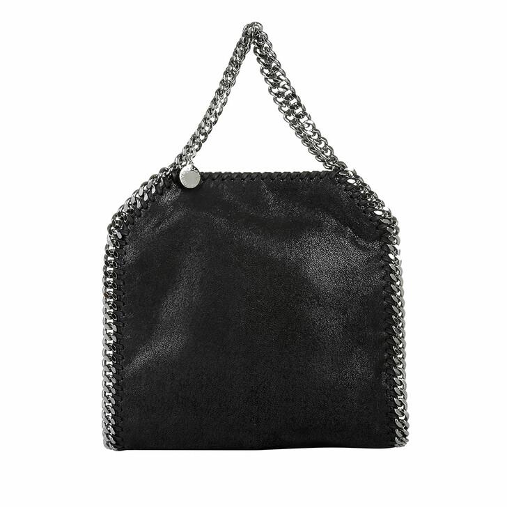 Handtasche, Stella McCartney, Mini Falabella 3Chains Light Black