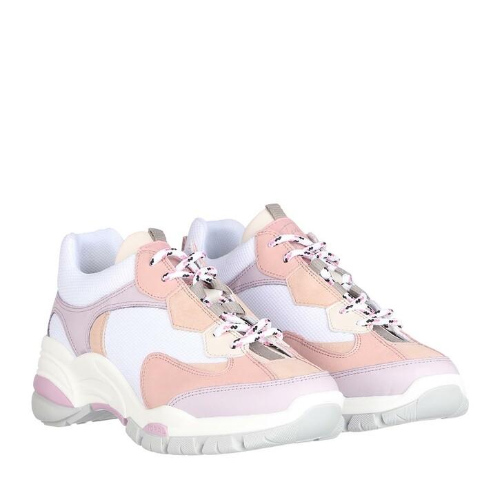 Schuh, Toral, Sneakers Malva/Bco/Gris