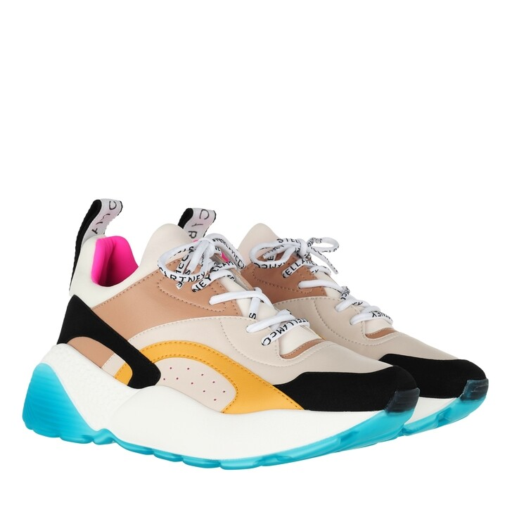 Schuh, Stella McCartney, Eclypse Lace Sneakers Multi