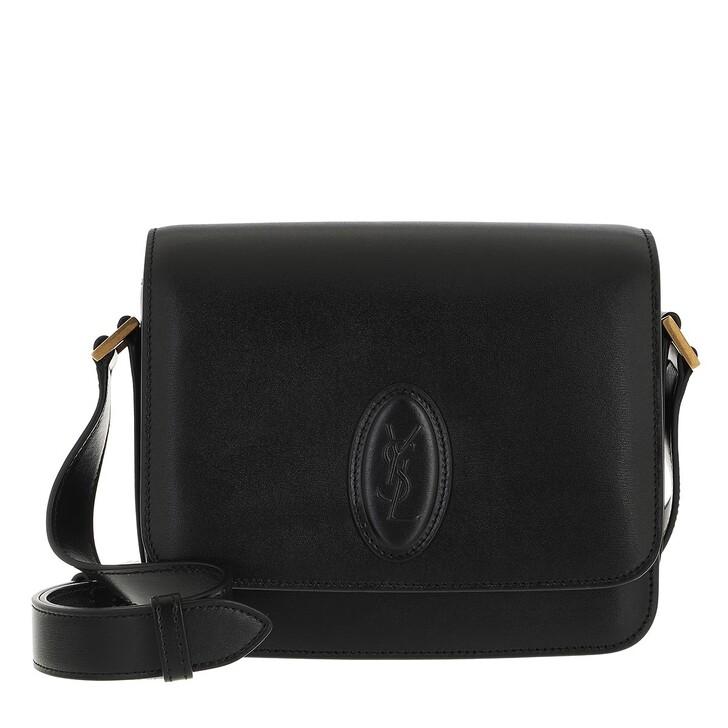 bags, Saint Laurent, Le 61 Shoulder Bag Black
