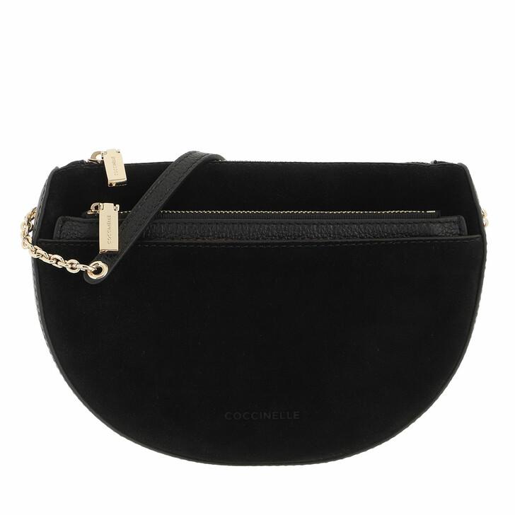 bags, Coccinelle, Mini Bag Mini Bag Bottalatino Leather Noir/Noir