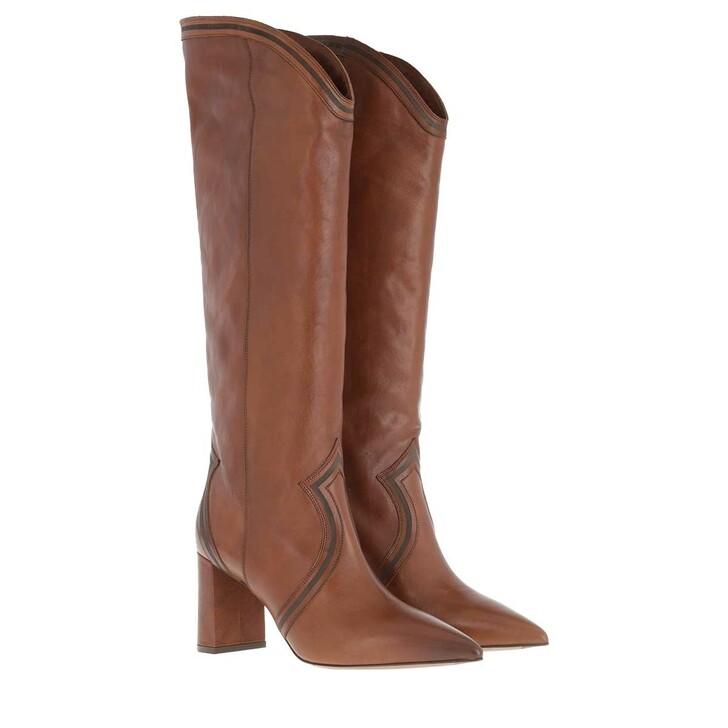 Schuh, L´Autre Chose, Boot No Zip Vintage Tan