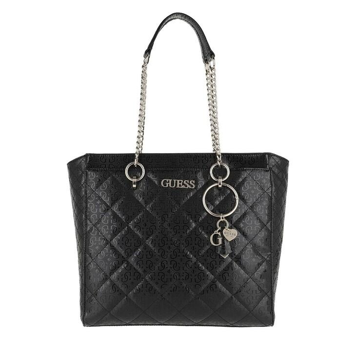 Handtasche, Guess, Wilona Tote Black
