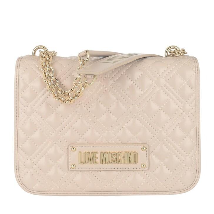 Handtasche, Love Moschino, Bag Avorio